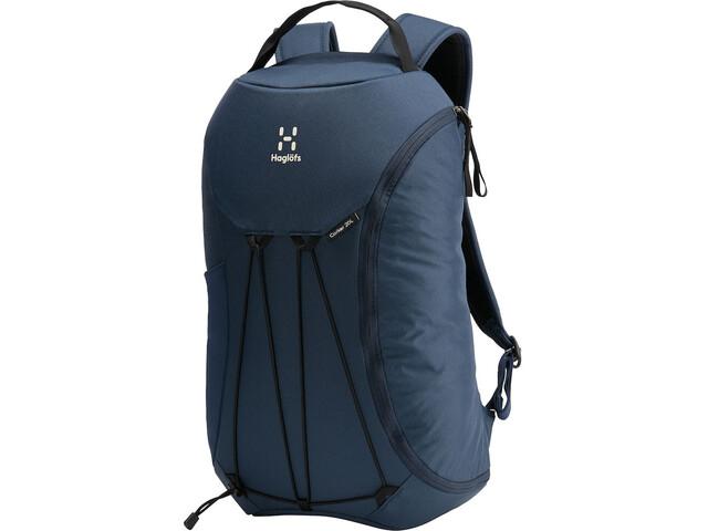 Haglöfs Corker 20L Backpack, tarn blue